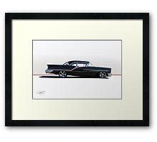 1957 Oldsmobile Super 88 II Framed Print