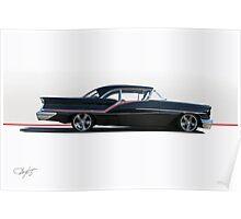 1957 Oldsmobile Super 88 II Poster