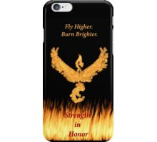 Team Valor- Flame iPhone Case iPhone Case/Skin