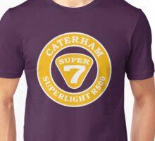 Caterham SUPER 7 Superlight R500 Unisex T-Shirt