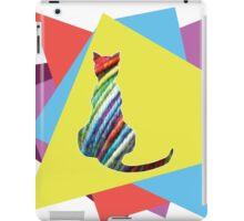 Yarn cat iPad Case/Skin
