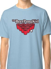 The beer pong kid Classic T-Shirt