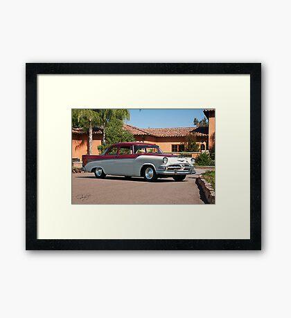 1956 Dodge Coronet Framed Print