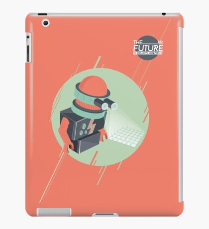 Future is Hollow Graphics iPad Case/Skin