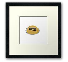 Stapler Jello: The Office Framed Print