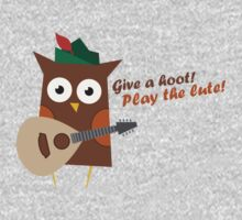 Play the lute Kids Clothes