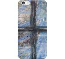 """Blue Window"" Artwork by Carter L. Shepard  iPhone Case/Skin"