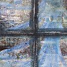 """""""Blue Window"""" Artwork by Carter L. Shepard  by echoesofheaven"""