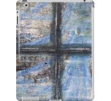 """""""Blue Window"""" Artwork by Carter L. Shepard  iPad Case/Skin"""