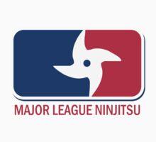 Major league Ninjitsu  Baby Tee