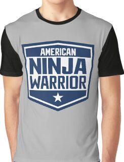 American Ninja Warrior Graphic T-Shirt