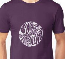 """30 Seconds to Mars """"Yes We Are A Cult"""" hand drawn circular design Unisex T-Shirt"""