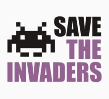 Save the invaders by Boogiemonst