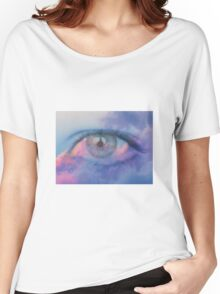 Eye on the Skies Women's Relaxed Fit T-Shirt