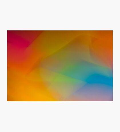 Rainbow Blend Photographic Print