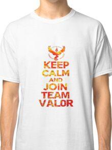Team Valor T-Shirt  Classic T-Shirt