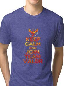 Team Valor T-Shirt  Tri-blend T-Shirt