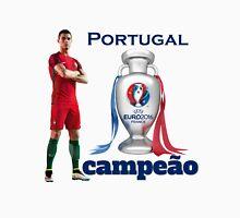 Campeão Portugal - Euro 2016 Classic T-Shirt