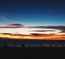 Sunset by Santamariaa