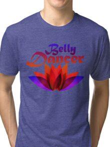 Belly dancer Tri-blend T-Shirt