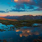 Rocky Mountain Reflections by DawsonImages