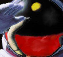 Mars 2030 - Concept Poster Sticker