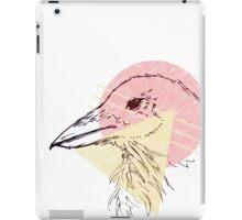 Simplistic Raven 2 iPad Case/Skin
