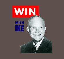 1952 Win with Ike Unisex T-Shirt