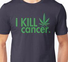 Cannabis T-shirt - i Kill Cancer  Unisex T-Shirt