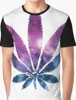 Cannabis T-shirt - Wonderfull Leaf  Graphic T-Shirt