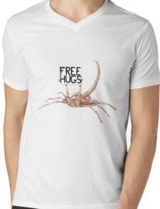Free Hugs T-shirt 2 Mens V-Neck T-Shirt