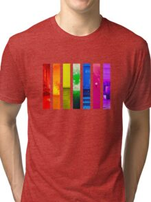 Most Beautiful Moments in Life Tri-blend T-Shirt