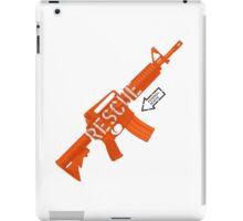 Personal Rescue  iPad Case/Skin