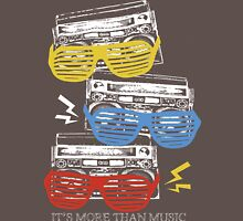 it's more than music Unisex T-Shirt