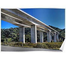 HDR Bridge Poster