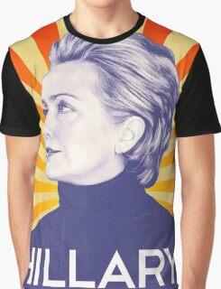 Hillary Clinton T-shirt - hillary For 2016  Graphic T-Shirt