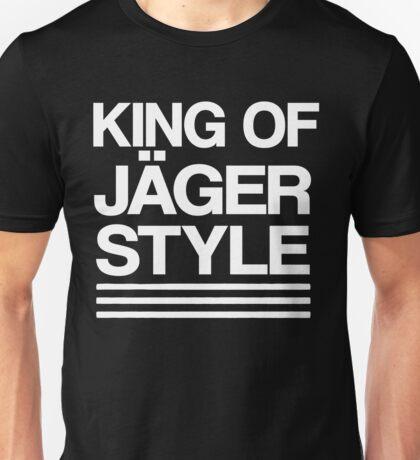 King of Jäger Style Unisex T-Shirt