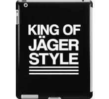 King of Jäger Style iPad Case/Skin
