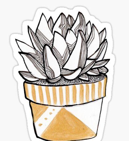 Succulent 1 Sticker