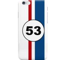 HERBIE 53 iPhone Case/Skin