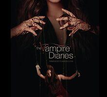 Katherine and Elena by aranelb