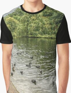 At the Water's Edge Graphic T-Shirt