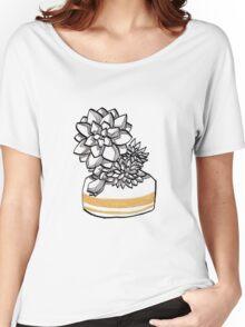Succulent 3 Women's Relaxed Fit T-Shirt