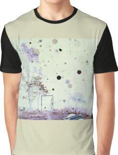 Concentric Rings Graphic T-Shirt