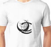 circle slashes Unisex T-Shirt
