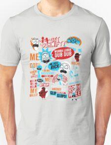 Morty & Rick  Unisex T-Shirt
