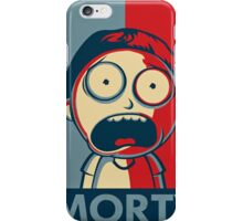 Morty & Rick 3 iPhone Case/Skin