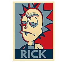 Morty & Rick 4 Photographic Print