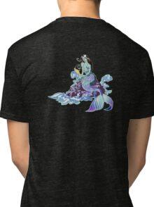 Mermaid, Color Tri-blend T-Shirt