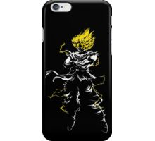 Super Saiyan iPhone Case/Skin